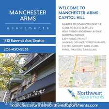 Rental info for 1412 Summit Ave. in the First Hill area