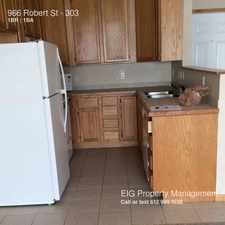 Rental info for 966 Robert St in the West St. Paul area