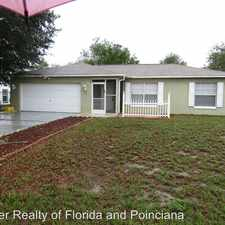Rental info for 1420 Kissimmee Drive