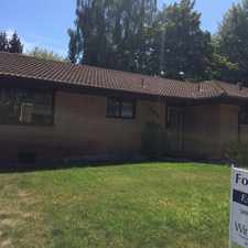 Rental info for 425 NW Sunset Drive in the Pullman area