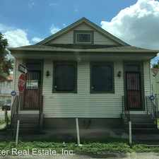 Rental info for 1441 Arts St. in the St. Claude area