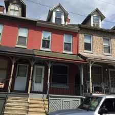 Rental info for 913 Locust St in the Reading area
