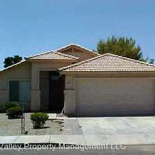 Rental info for 945 E Tyson St in the Chandler area