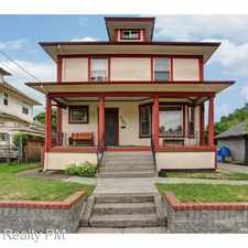 Rental info for 2124 NE 9th Ave in the Irvington area