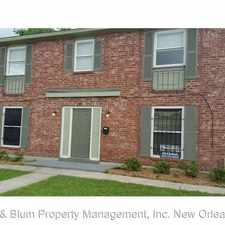 Rental info for 1926-28 Elizardi St. in the New Orleans area