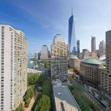 Rental info for Gateway Battery Park City - Gateway Plaza 500 in the Financial District area