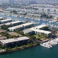 Rental info for Marina Harbor in the Los Angeles area