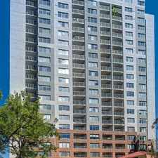 Rental info for Country Club Tower And Gardens in the Speer area
