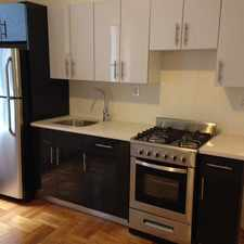 Rental info for 1420 Prospect Place in the New York area