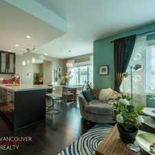 Rental info for BC-99 & Tilney Mews