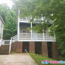 Rental info for 1470 Andrews St NW in the Atlanta area