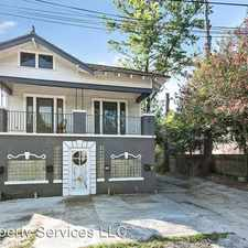 Rental info for 318 N Olympia Unit A in the Mid-City area