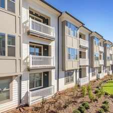 Rental info for Republic Flats in the Durham area