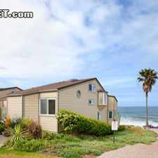 Rental info for $17550 3 bedroom Apartment in Northern San Diego Encinitas in the Encinitas area