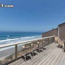 Rental info for $21000 4 bedroom Apartment in Northern San Diego Encinitas in the Encinitas area
