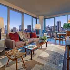 Rental info for West 31st Street & 9th Ave
