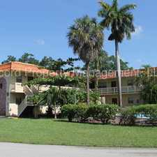 Rental info for AVAILABLE SOON!! Large Studio Apartment with FULL KITCHEN in Sailboat Bend (CR) in the Fort Lauderdale area