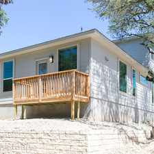 Rental info for Bee Caves Vista