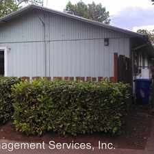 Rental info for 5324 NE 14th Place in the Vernon area