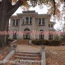 Rental info for 200 Stonewall St. - Apt 4 in the Memphis area