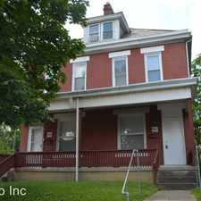 Rental info for 913 Linwood Ave in the Columbus area