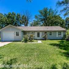 Rental info for 7605 E 109th Terrace in the Ruskin Heights area