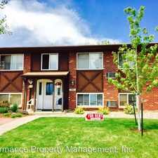 Rental info for 2880-2882 Eliot Circle in the Sherrelwood area
