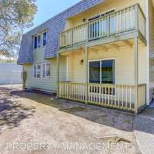 Rental info for 18120-18176 NE Pacific Court in the Portland area