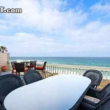 Rental info for $19260 3 bedroom Apartment in Northern San Diego Encinitas in the Encinitas area