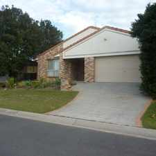 Rental info for Modern family home in quiet street in Calamvale
