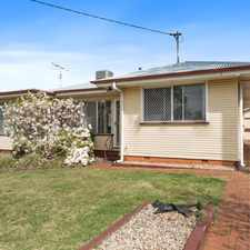 Rental info for Enough room for you, the kids and their toys.... in the Toowoomba area