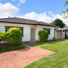 Rental info for Cute Cottage in the Sydney area