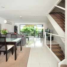 Rental info for THREE LEVEL TOWNHOUSE IN POPULAR CLAYFIELD! in the Clayfield area