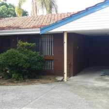 Rental info for SPACIOUS LIVING, COURTYARD, CARPORT