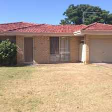 Rental info for CENTRAL TO EVERYTHING in the Ballajura area