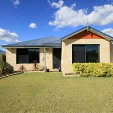 Rental info for 4 BEDROOM HOME THAT OFFERS COMFORT AND SECURITY! in the Parmelia area