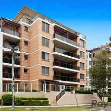 Rental info for Spacious 2 Bedroom With Brand New Timber Floor in the Wolli Creek area