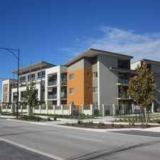Rental info for ENJOY APARTMENT LIVING! in the Perth area