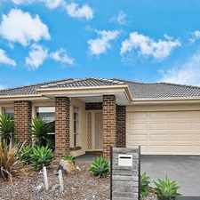 Rental info for Sophisticated, Stylish & Spacious in the Melbourne area