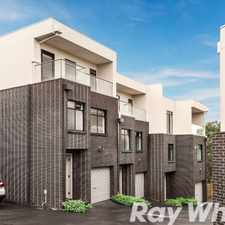Rental info for Vibrant Modern Living - Ideal Burwood Location