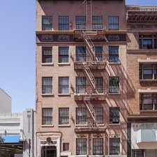 Rental info for 816 GEARY Apartments