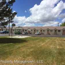 Rental info for 3440 S Yellowstone Highway - Apt 8