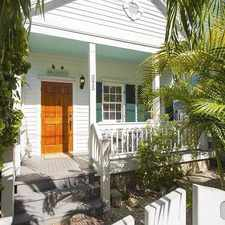 Rental info for $6468 2 bedroom House in Key West