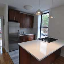 Rental info for 754 Saint Johns Place in the New York area
