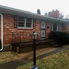 Rental info for 1411 Herr Lane in the St. Matthews area