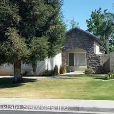 Rental info for 9814 Autumn Serenade Ct in the Bakersfield area