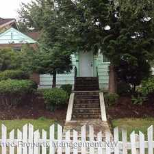 Rental info for 1705 Oakes Ave - 1705 Oakes Ave.