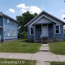 Rental info for 3415 Euclid