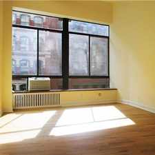Rental info for 743 Broadway in the NoHo area
