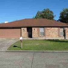 Rental info for 2502 22nd Avenue Texas City, this is your home, Four BR